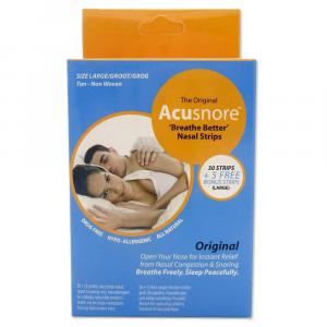 Acusnore 'Breathe Better' Neuspleisters