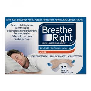 Breathe Right Neusstrips