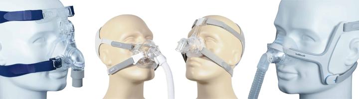 CPAP Maskers en toebehoren