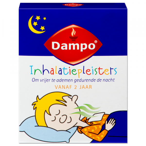 Dampo Inhalatiepleisters