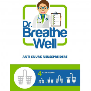 Dr. Breathe Well Neusspreider