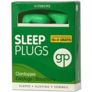 Get Plugged Sleep Plugs Oordopjes