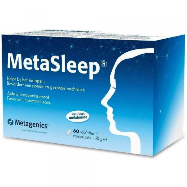 Metagenics Metasleep Tabletten