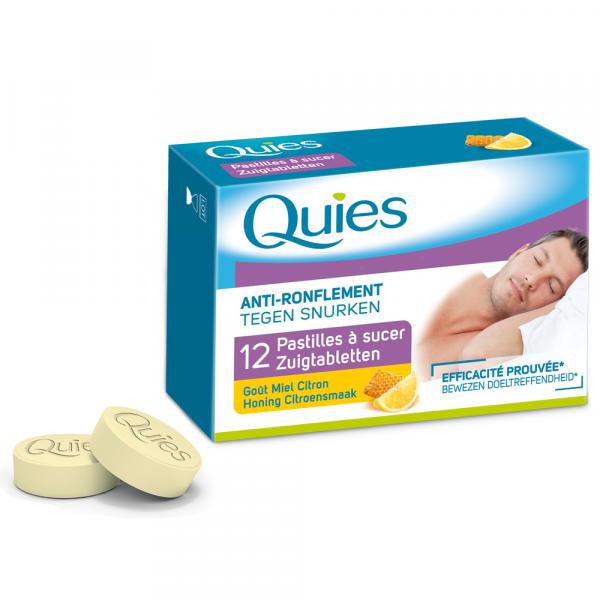 Quies Anti-Snurk Tabletten