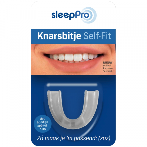 SleepPro Knarsbitje Self-Fit