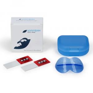 Somnipax Shield Mondstuk tegen snurken inhoud