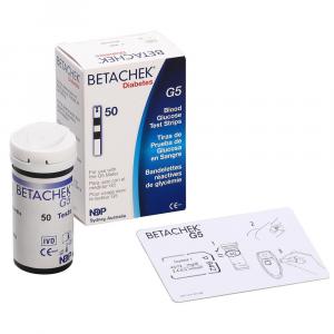 Betachek G5 Teststrips
