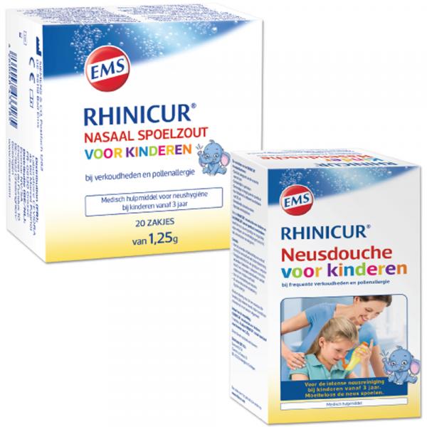 Rhinicur Neusdouche voor Kinderen