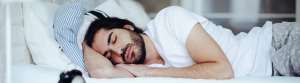 Oorzaak snurken: zijligging